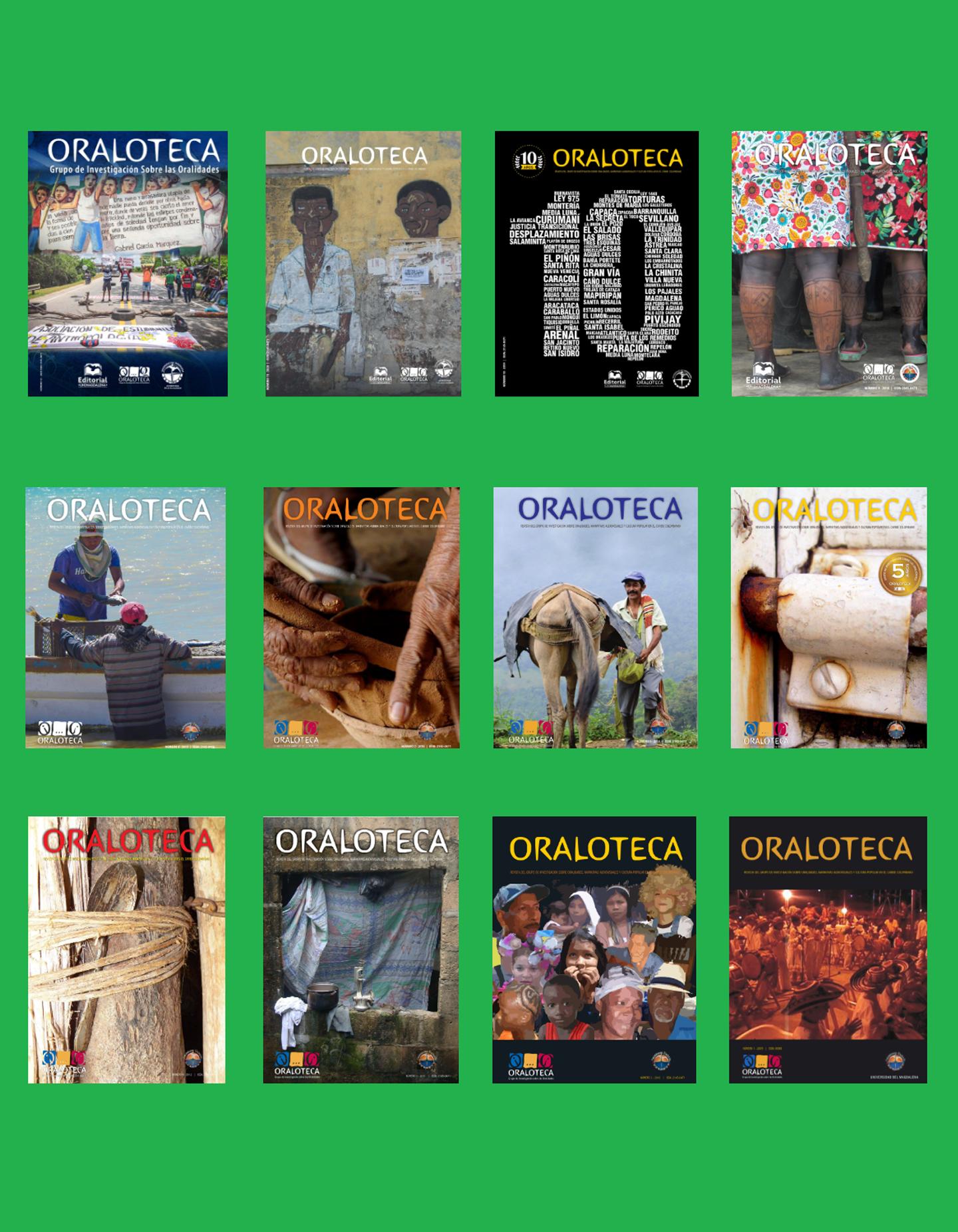 Revista Oraloteca